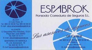 Copy of 36 ESPABROK