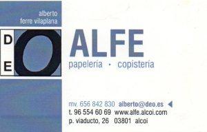 logo Alfe008
