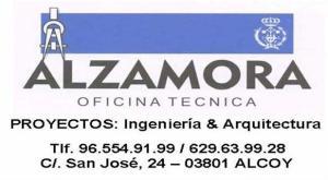 Logo Oficina tecnica Alzamora