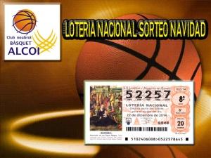 SORTEO NAVIDAD 2014